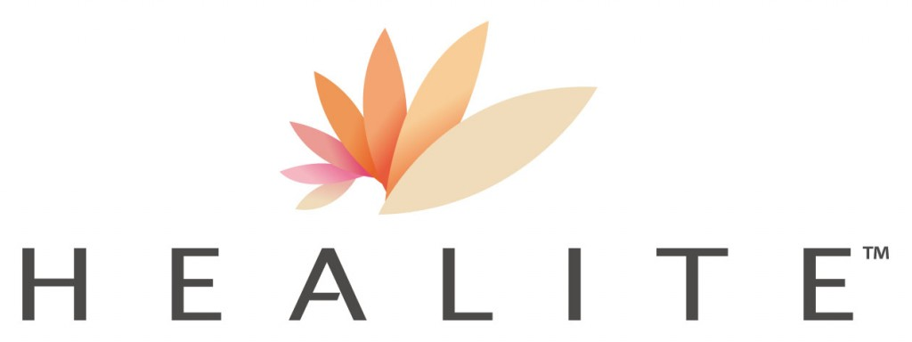 HEALITE製品名Logo
